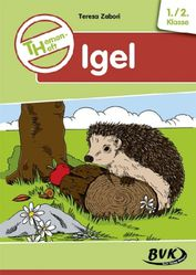 Themenheft Igel, 1.-2. Klasse