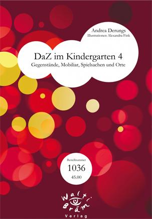 DaZ im Kindergarten 4 Arbeitsblätter | Chinderbuechlade - fürs Leben ...