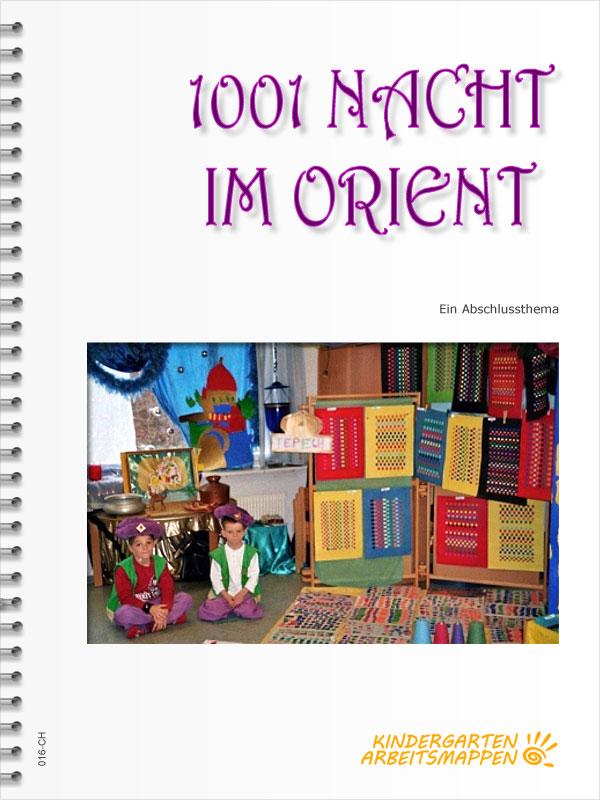 1001 Nacht im Orient | Chinderbuechlade - fürs Leben gern lesen